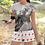 "Thumbnail: INHOLLYWOODLAND ""Cherry Cosmopolitan"" Luxury Shorts Women's Short Shorts"