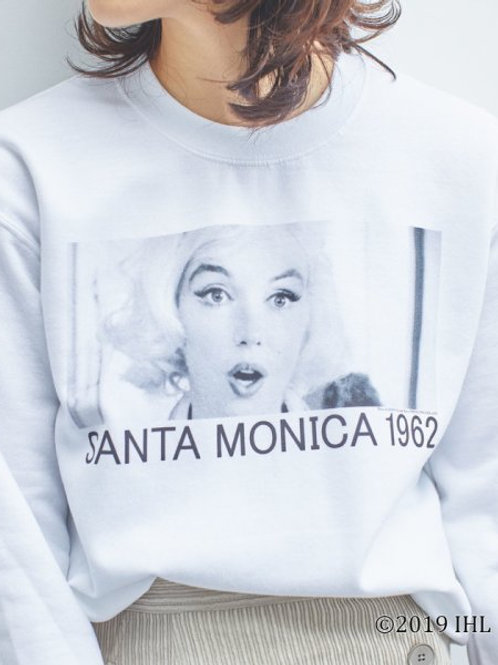 Marilyn Monroe Glimpse Short Sleeve Tee