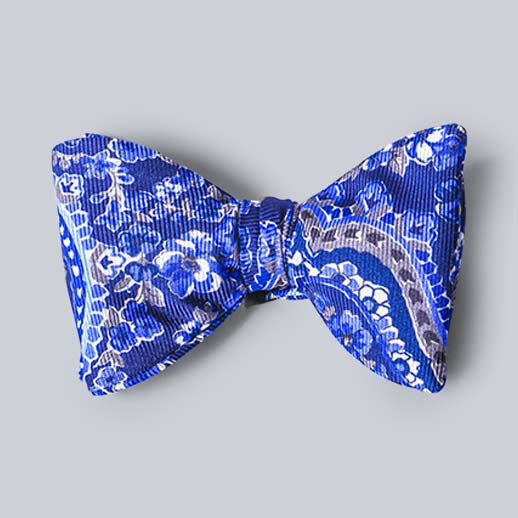 フランスのブランド、ブリューワーの蝶ネクタイ
