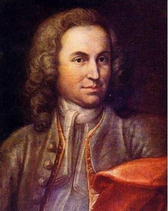 音楽家のバッハ(1715年)