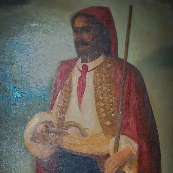 1600年代のクロアチア兵