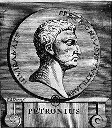 ペトロニウスの由来。-蝶ネクタイ専門店ダイヤモンドヘイク