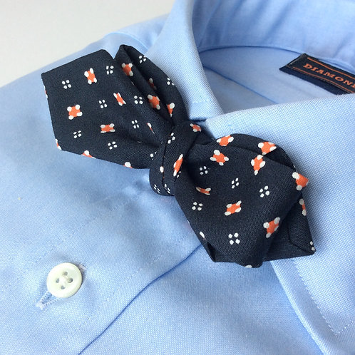 BOWTIE[Orange Floral]