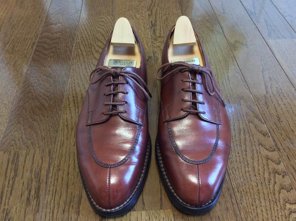 DIAMOND HAKEの靴磨き講座