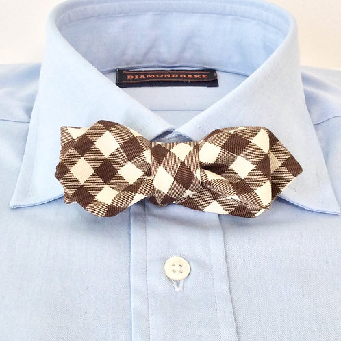 BOWTIE[Brown Gingham]