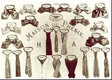 1863年のMAISON DU PHENIXの広告