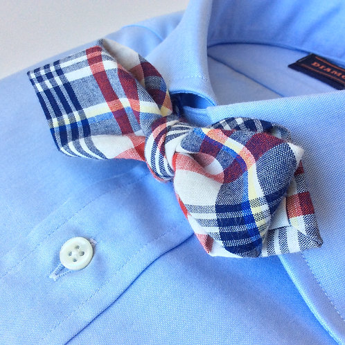 BOWTIE[Blue Red Madras]