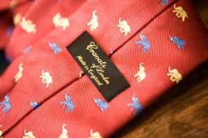 名門「クラバッツ・オブ・ロンドン/Cravats of London」のネクタイが姿を消した理由