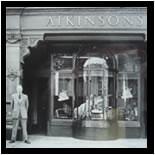 アトキンソンの店舗。-蝶ネクタイ専門店のDIAMOND HAKE
