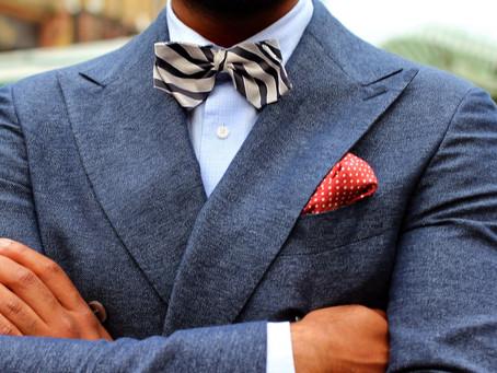 あなたがポインテッド型の蝶ネクタイを選ぶべき理由