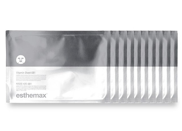 VitaVelvet Sheet Masks (box of 10)