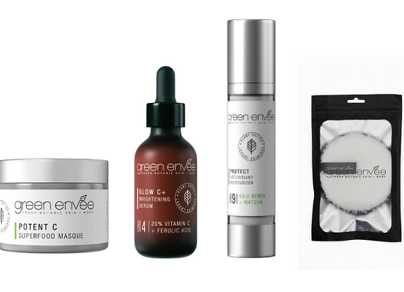 The Brightening Booster Kit