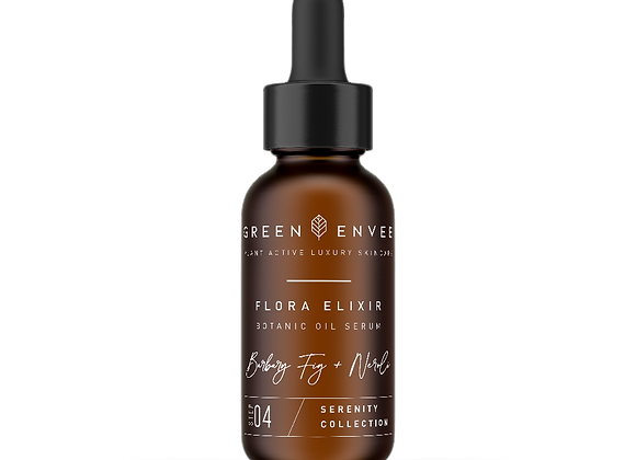 Flora Elixer Botanical Oil Serum