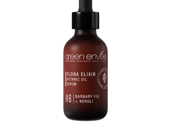 Flora Elixir Botanical Oil Serum