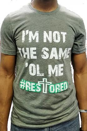 #Restored Unisex T-Shirt