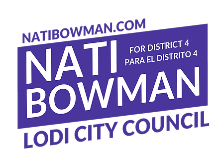Nati Bowman Campaign Sign Transparent v1