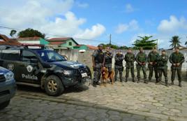 COE PMSP em Peruibe
