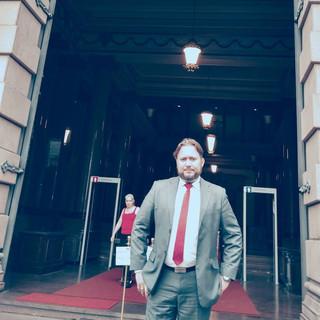 Advogado Enio Pestana em Sustençaõ de Apelação no TJ - SP
