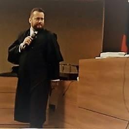 Enio Pestana é Advogado de Juri
