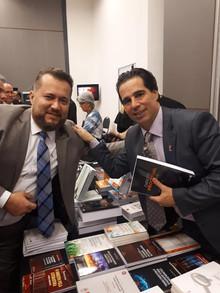 Criminalista ENIO PESTANA e o Professor Aury Lopes Junior