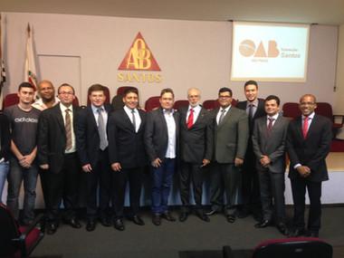 Advogados Crimnalistas de Santos e o Dr.Otavio Borba, Promotor que mais juri realizou em todo Brasil
