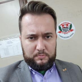 Criminalista Dr. Enio Pestana na Corregedoria da PC