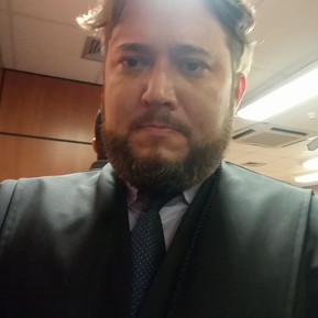 Dr. Enio Pestana em Sustenção Oral no TRF