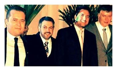 Advogados Marcos da Costa com liderança da Advocacia Paulista