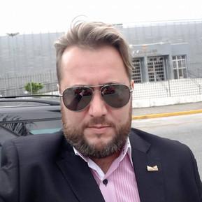 Enio Pestana no plantão judiciario em Itanhaem