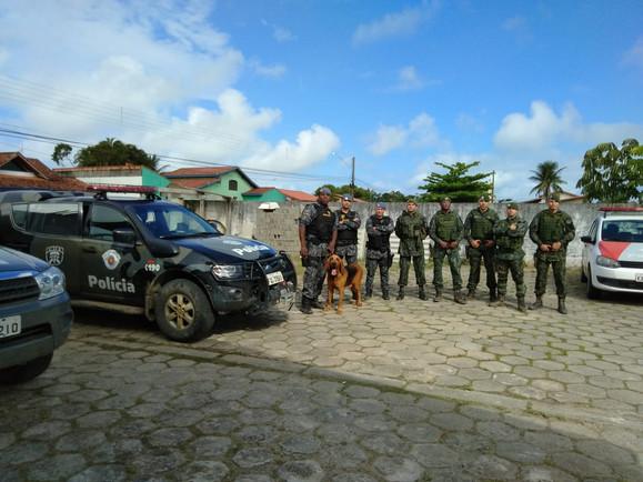 COE Comando de Operação Especial PM