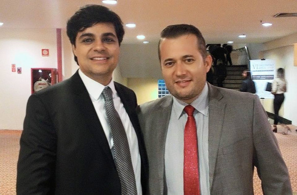 Criminalista Enio Pestana e Dr. Leonardo Sica