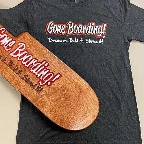 Goneboarding T-Shirt