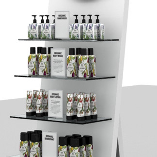 Product Display Rack