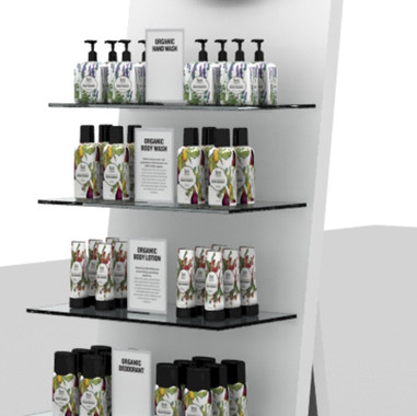 Product Display Rack