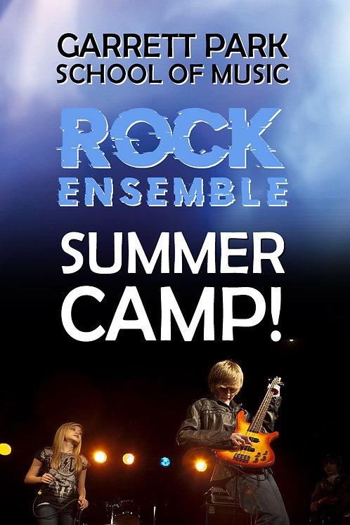 Rock Ensemble Summer Camp
