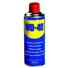 WD 40 lubrifiant dégraissant bateau