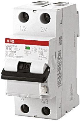 Disjoncteur différentiel RS components