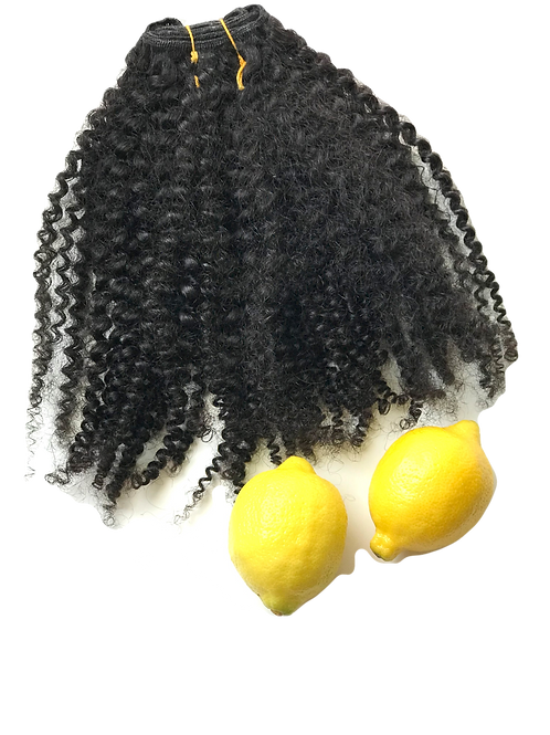 Brazilian Afro Kinky Coily Bundle 12'
