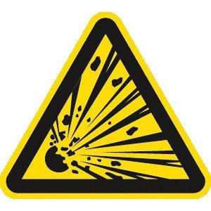 explosionsgefährliche Stoffe