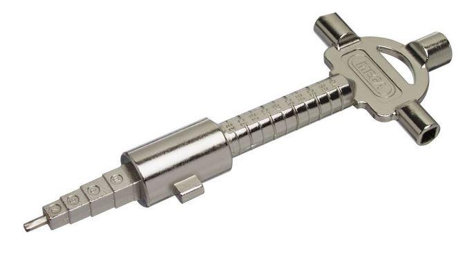 MEGA Bauschlüssel RZ I 42.920