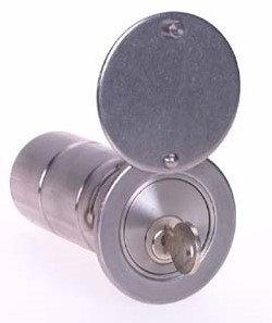 Schlüsselrohr I Halbzylinder