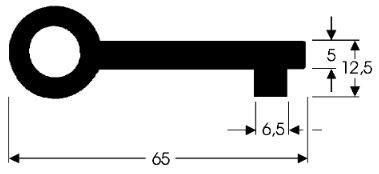 Bartschlüssel I ESA