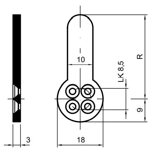Riegel I 81521.1