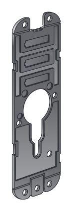Grundplatte I 1515EL-50
