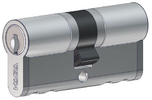 Doppelzylinder I (M)1415 PZ