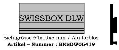 Swissbox Classic/Deluxe