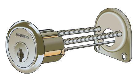 Aussenzylinder exz. I (M) 1007B