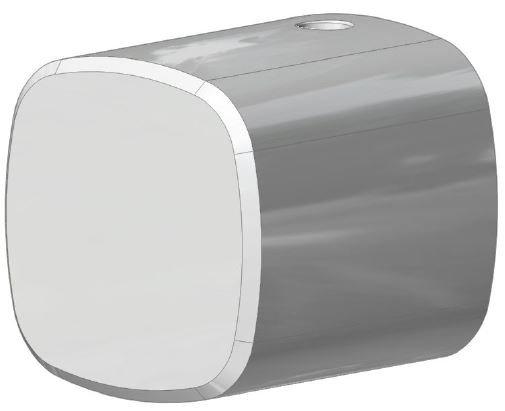 Drehknopf klein I 2119-13/KPL