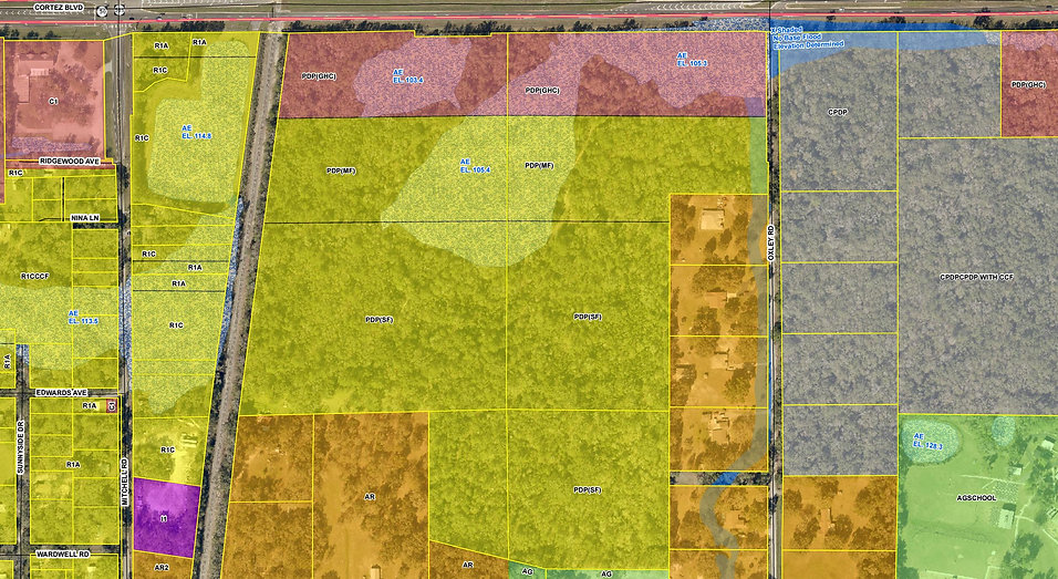 2021S-0461-SL 54.71 MOL zoning map - Pag