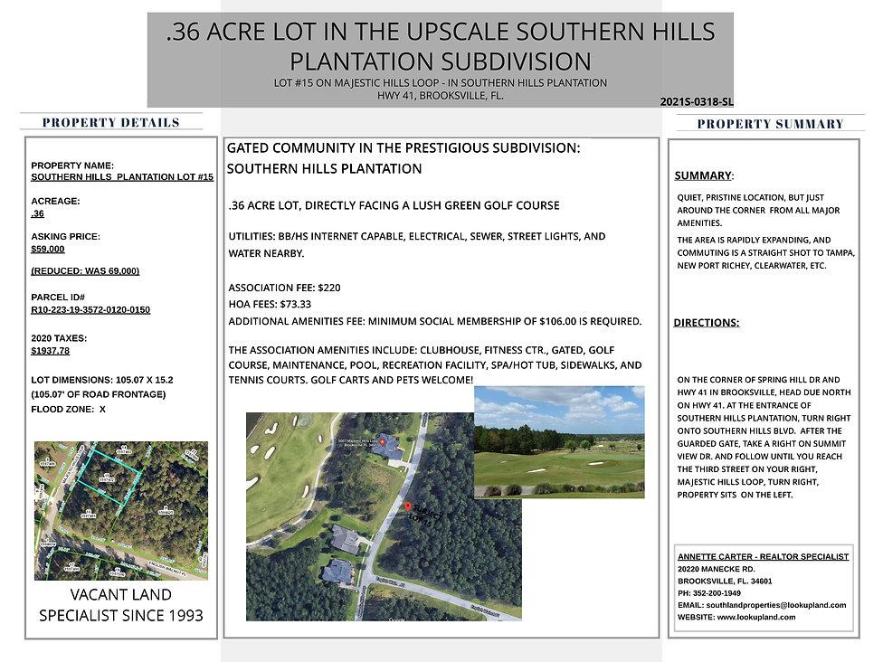 2021-0318-SL WEB INFO PAGE SOUTHERN HILL